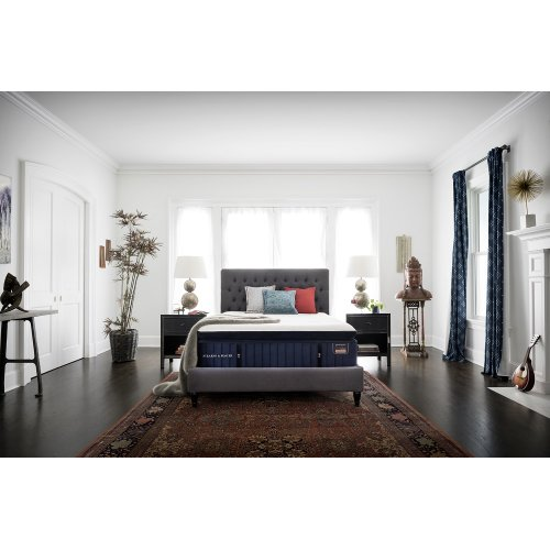 Reserve Collection - Hepburn - Luxury Plush - Euro Pillow Top - Cal King