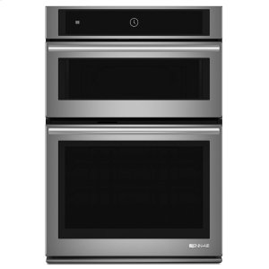 "Jenn-AirEuro-Style 30"" Microwave/Wall Oven with MultiMode® Convection System Stainless Steel"