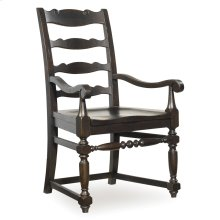 Dining Room Treviso Ladderback Arm Chair