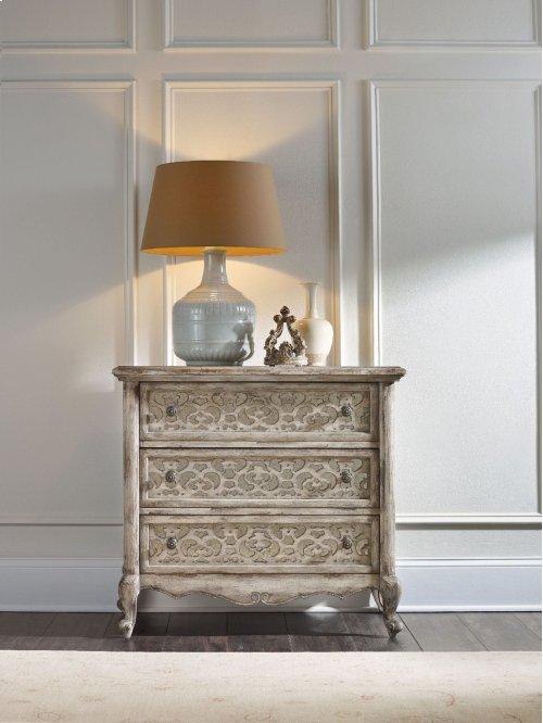 Bedroom Chatelet Fretwork Nightstand