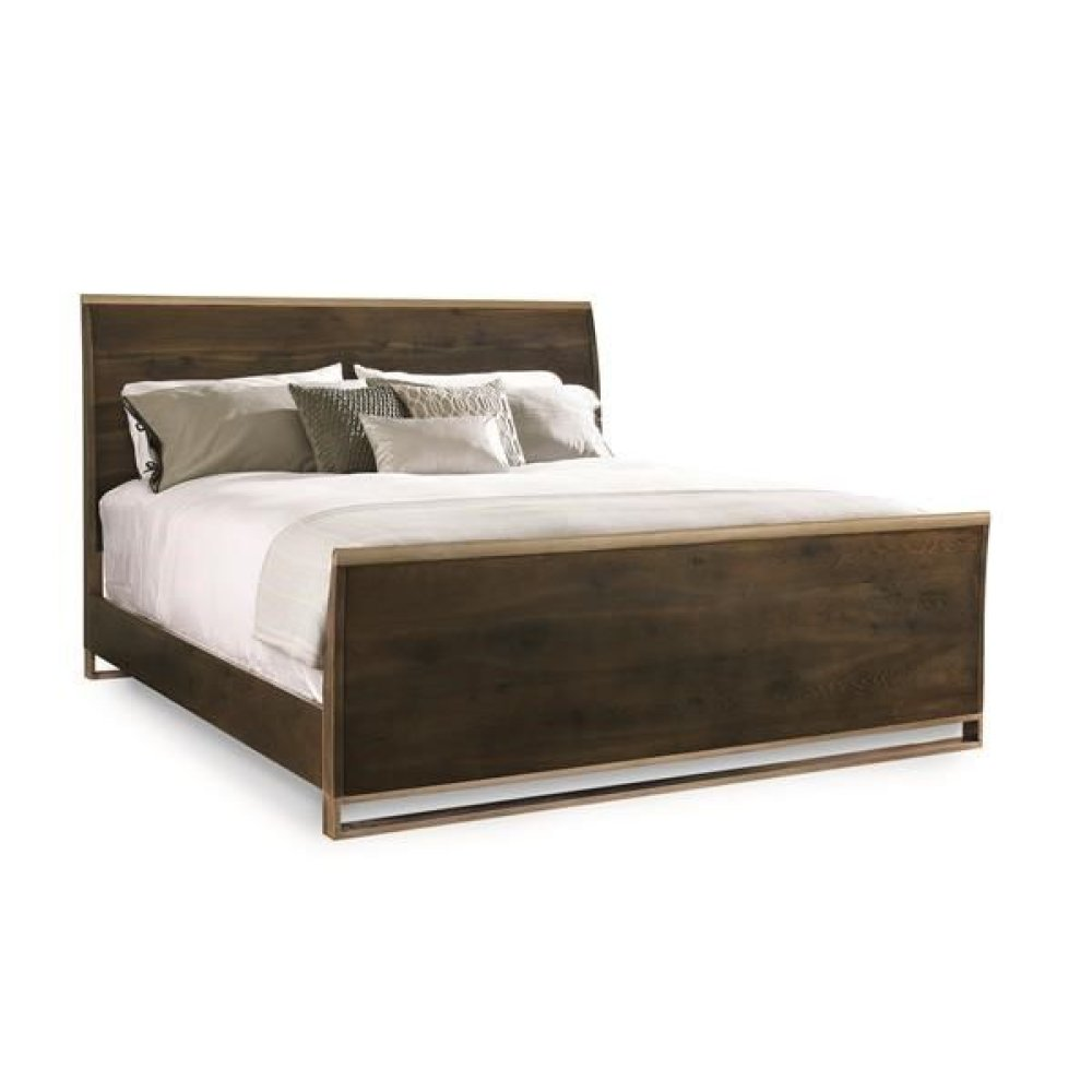 Queen Bed night cap