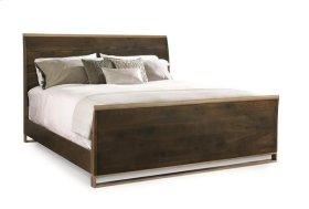California King Bed night cap