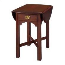 Drop Leaf End Table