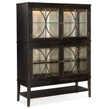 Dining Room Curvee Display Cabinet