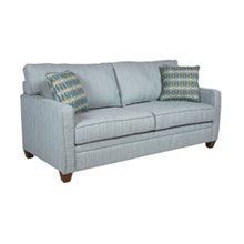 #251 Brisk Aqua/Mondo Surf Living Room