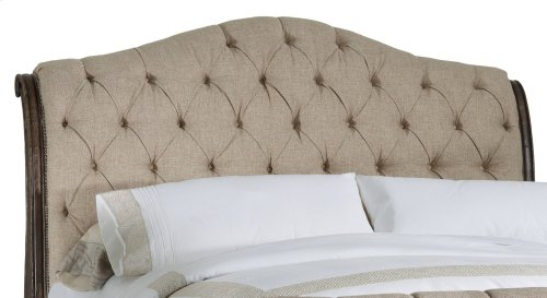 Bedroom Rhapsody Queen Tufted Bed