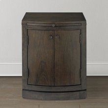 Palisades Door Nightstand