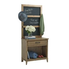 Chalkboard Chest - Honey Pine Finish