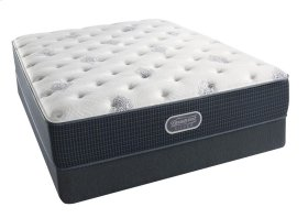 BeautyRest - Silver - Sea Glass - Tight Top - Plush - Twin
