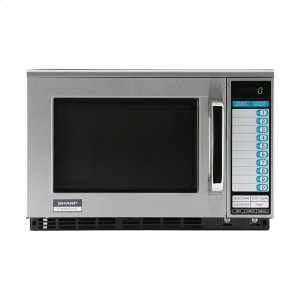 Sharp AppliancesSharp Heavy-Duty Commercial Microwave Oven with 2100 Watts