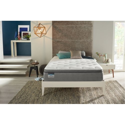 BeautySleep - Bonita - Pillow Top - Plush - Queen
