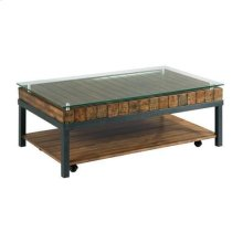 Tavern Creek Rectangular Cocktail Table