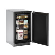 Modular 3000 Series 45 Cm Solid Door Refrigerator With Integrated Solid Finish and Field Reversible Door Swing (220-240 Volts / 50 Hz)