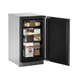 U-LineModular 3000 Series 45 Cm Solid Door Refrigerator With Integrated Solid Finish and Field Reversible Door Swing (220-240 Volts / 50 Hz)