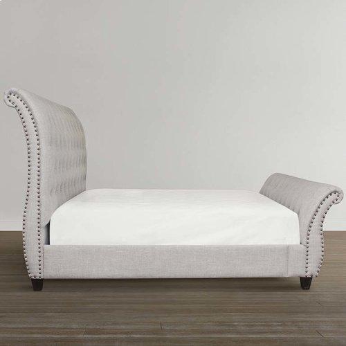 Custom Uph Beds Valencia Cal King Sleigh Bed