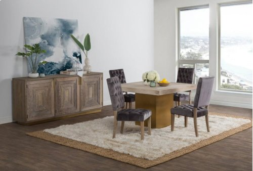 """Lincoln Dining Table 47"""""""