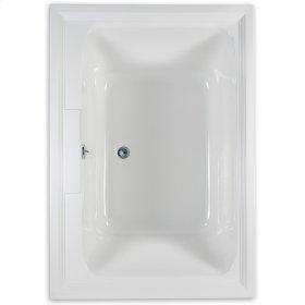 Town Square 60x42 inch EcoSilent Combo Massage Tub  American Standard - White