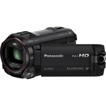 Twin Recording Full HD Camcorder