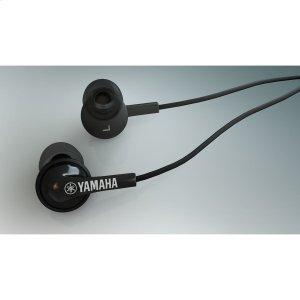 YamahaEPH-C200 Black In-ear Headphones