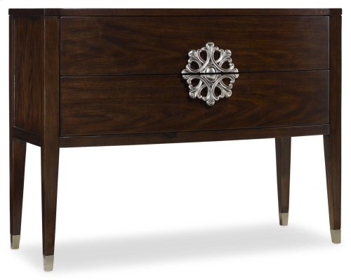 Living Room Medallion Console