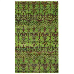 Carousel-Acrobat Snow Cone Hand Knotted Rugs