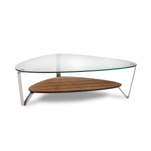 Bdi FurnitureLarge Coffee Table 1343 in Natural Walnut