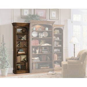 Hooker FurnitureHome Office Brookhaven Left Bookcase