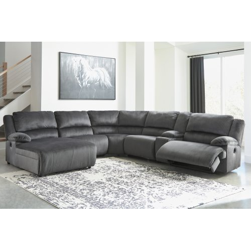 LAF Press Back Power Chaise