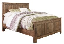 Blaneville - Brown 3 Piece Bed Set (Queen)