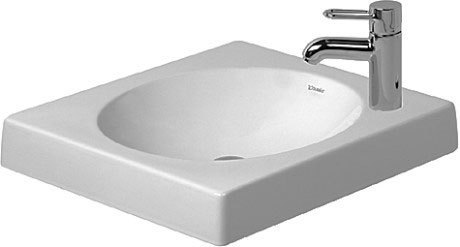 Architec Above-counter Basin 1 Faucet Hole Punched