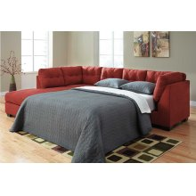 Sienna Sleeper Sectional Left