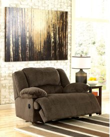 Toletta Zero Wall Wide Seat Recliner - Chocolate