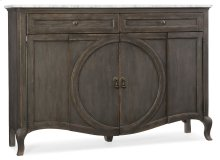 Living Room Arabella Four-Door Two-Drawer Credenza