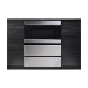 Sharp Appliances24 in. Under the Counter Microwave Drawer Oven Pedestal