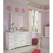 Anarasia - White 2 Piece Bedroom Set Product Image