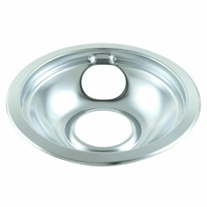 AmanaElectric Range Round Burner Drip Bowl, Chrome - Other