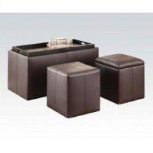 Bench W/ottoman