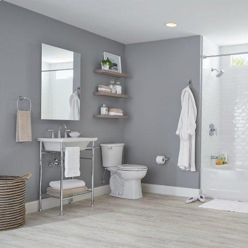 Edgemere Bathroom Sink Top  8-inch Centers  American Standard - White