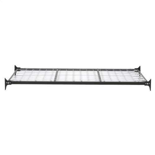 Booted 39-Inch Link Spring 160L Bunk Deck with (2) Cross Supports