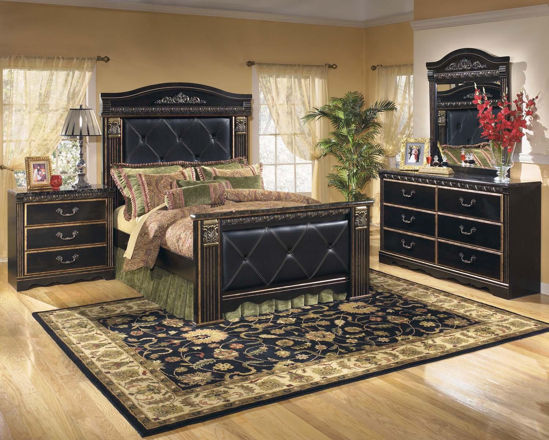 Beautiful Coal Creek Bedroom Set (Queen)