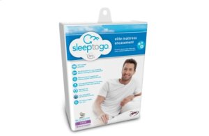 Sleep to Go by Serta Elite Mattress Encasement - King