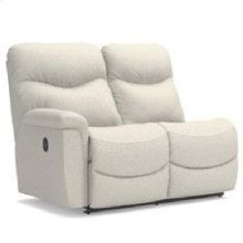 James Right-Arm Sitting Reclining Loveseat