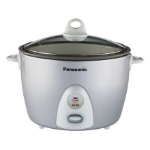 Auto Rice Cooker with Steaming Basket SR-G18FG