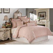 10pc King Comforter Set Quartz