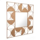 Decade Gold Mirror Gold Product Image