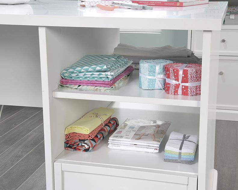 421417sauder Craft Table Westco Home Furnishings