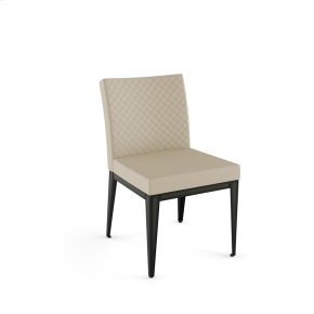 Pablo Chair With Quilted Fabric
