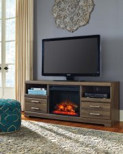 Frantin - Brown 2 Piece Entertainment Set Product Image