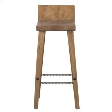 Arturo Low Back Bar Stool