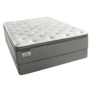 SimmonsBeautySleep - Sun Valley - Pillow Top - Plush - Cal King